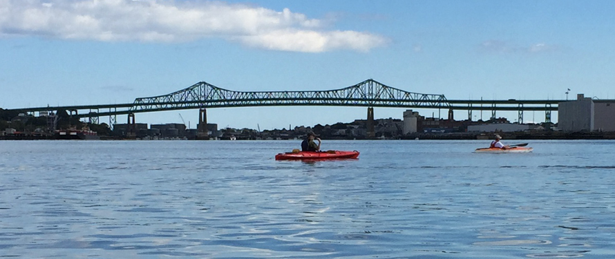 Somerville: Blessing of the Bay Paddle Boston Rentals